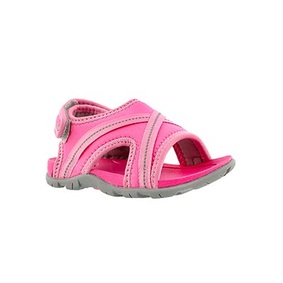 Bogs Sandales sport BLUEFISH, rose multi, bébés