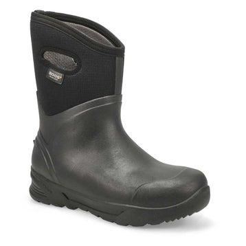 Men's BOZEMAN MID black waterproof boots