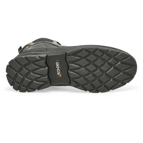 Lds Amanda Plush black wtpf chelsea boot