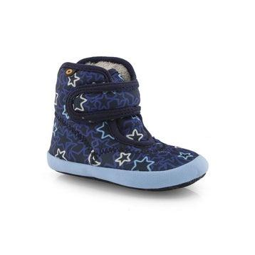 Infants' ELLIOT NIGHTSKY blue multi boots