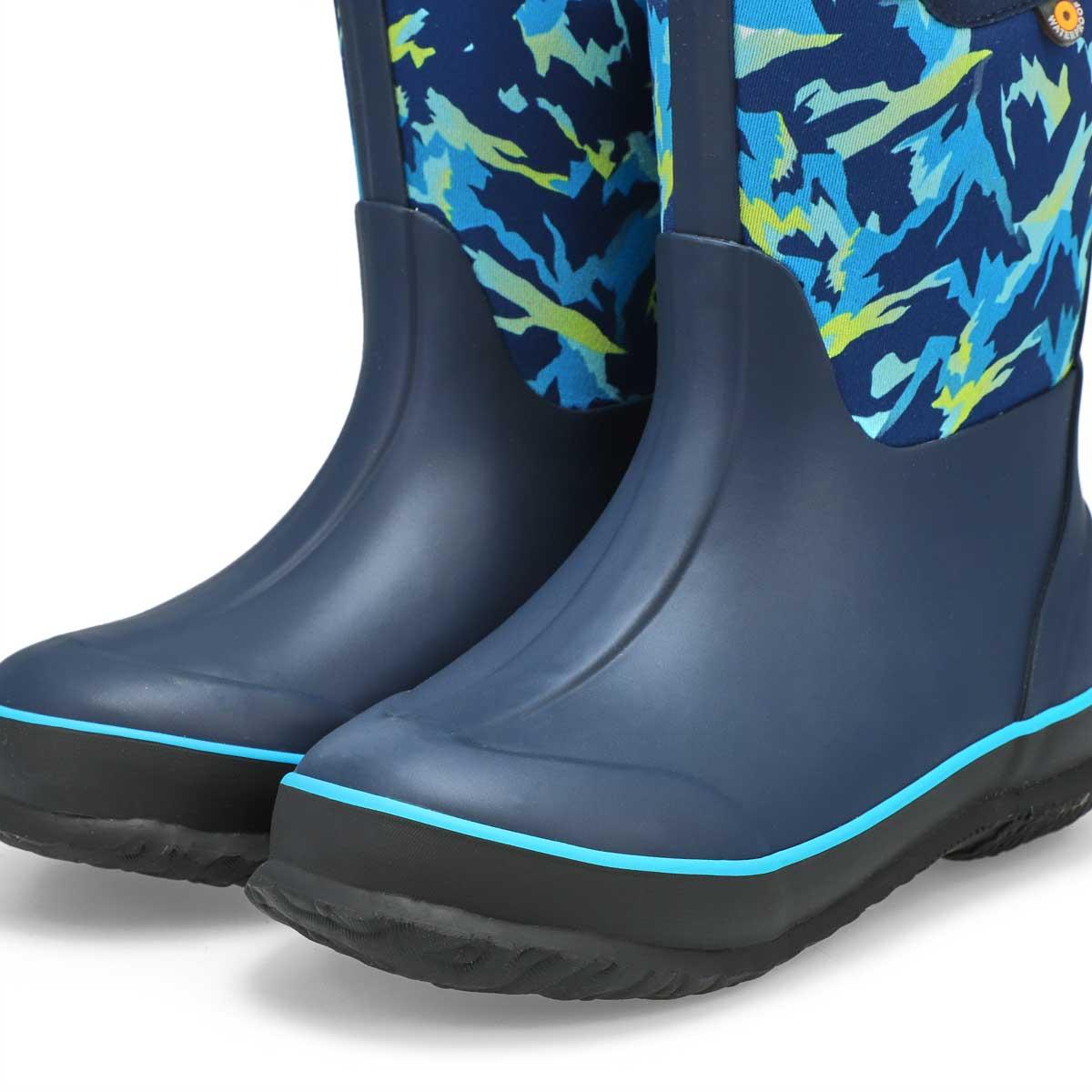 Boys' Classic Winter Mountain Waterproof Boot