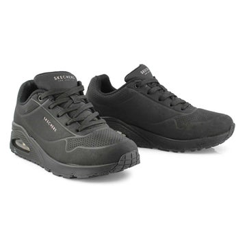 Women's Uno Stand On Air Sneaker - Black