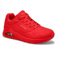 Women's Uno Stand On Air Sneaker - Red