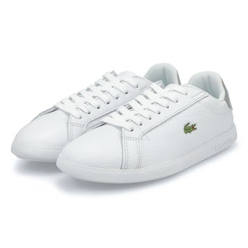 Women's Graduate 120 1 Sneaker - White/Silver