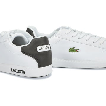 Men's Graduate 120 1 Sneakers - White/Black