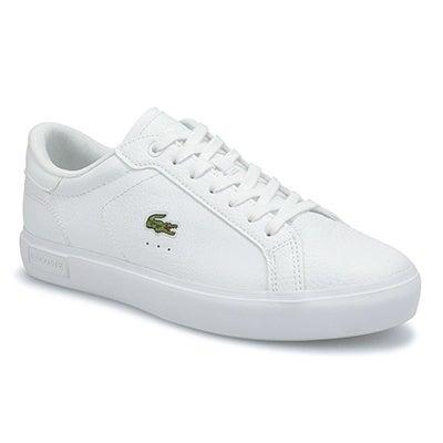 Lds Powercourt 0721 2 wht/wht sneaker