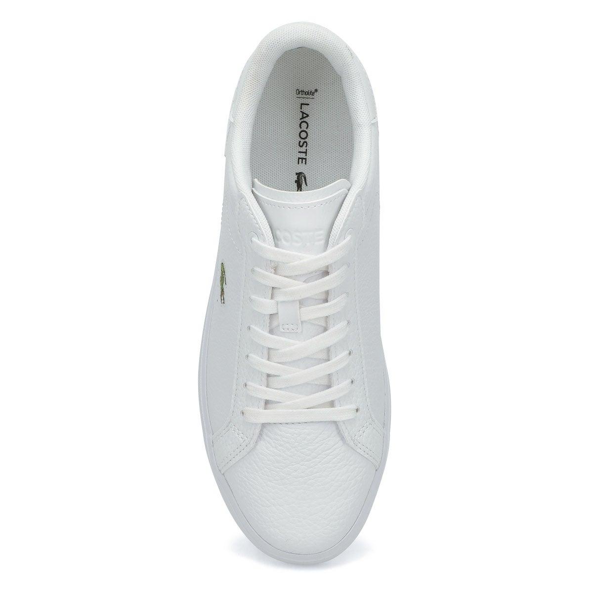 Women's Powercourt 0721 2 Sneaker - White/White
