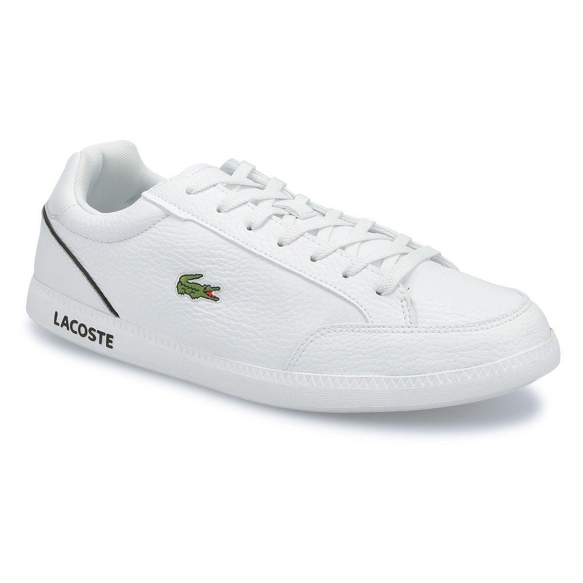Mns Graduate Cap 0721 1 wht/blk sneaker