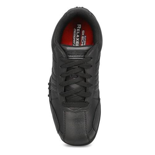 Chauss. lacée Oxford Elston, noir, homme