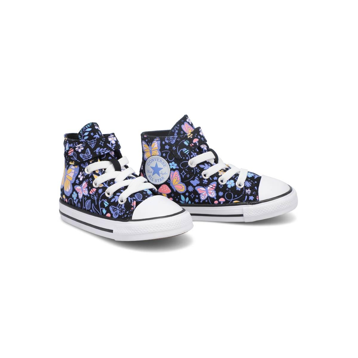Infants' All Star 1V Butterfly Fun - Black/Multi