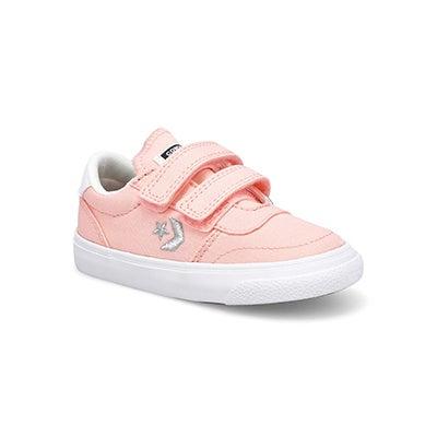 Infs-G Boulevard 2V Sneaker-Pink/Wht/Blk
