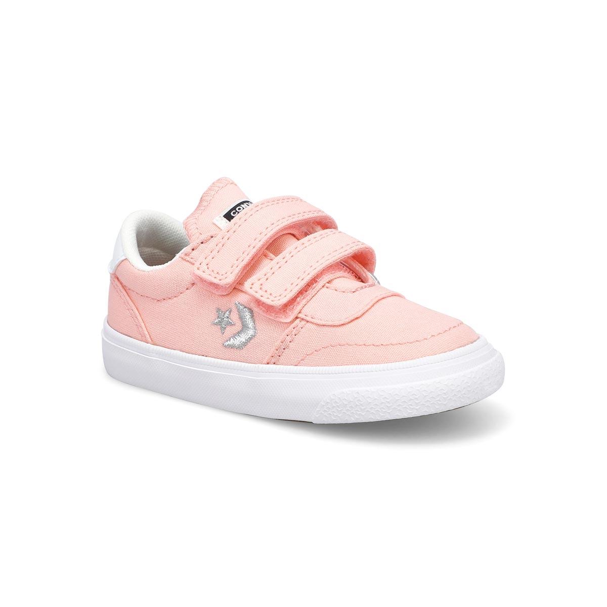 Infants' Boulevard 2V Sneaker - Pink/White/Black