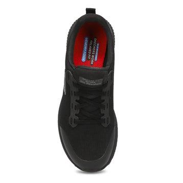 Women's Squad Slip-Resistant Work Shoe - Black