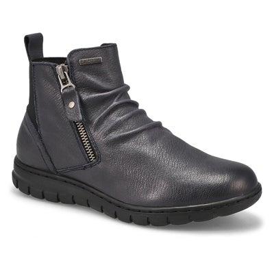 Women's STEFFI 71 navy waterproof ankle boots