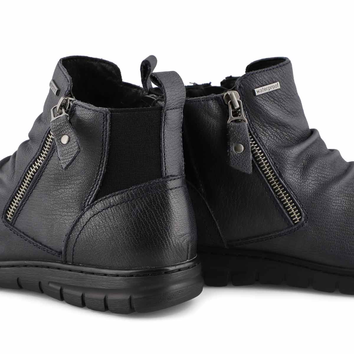 Lds Steffi 71 navy wtpf ankle boot