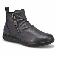 Women's Steffi 71 Waterproof Ankle Boot - Navy