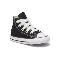 Infs CTAS Core black high top sneaker