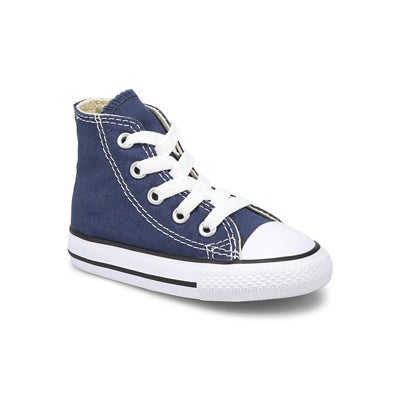 Converse Infants' CHUCK TAYLOR ALL STAR navy sneakers