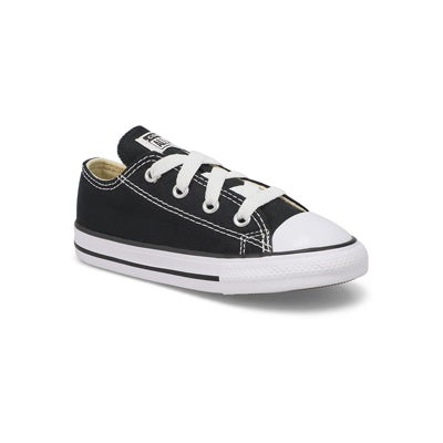 Converse Infants' CHUCK TAYLOR ALL STAR black sneakers