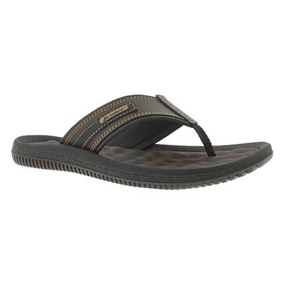 Rider Sandals Men's DRIFT II brown/black flip flop sandals