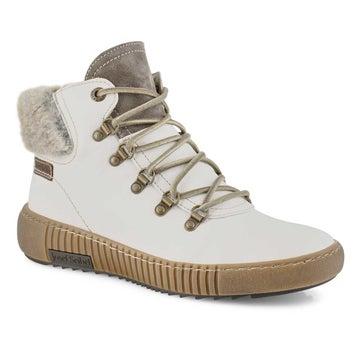 Women's Maren17 Ankle Boot - White-Kombi