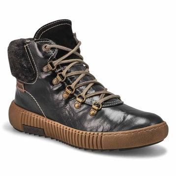 Women's Maren17 Ankle Boot - Black-Kombi