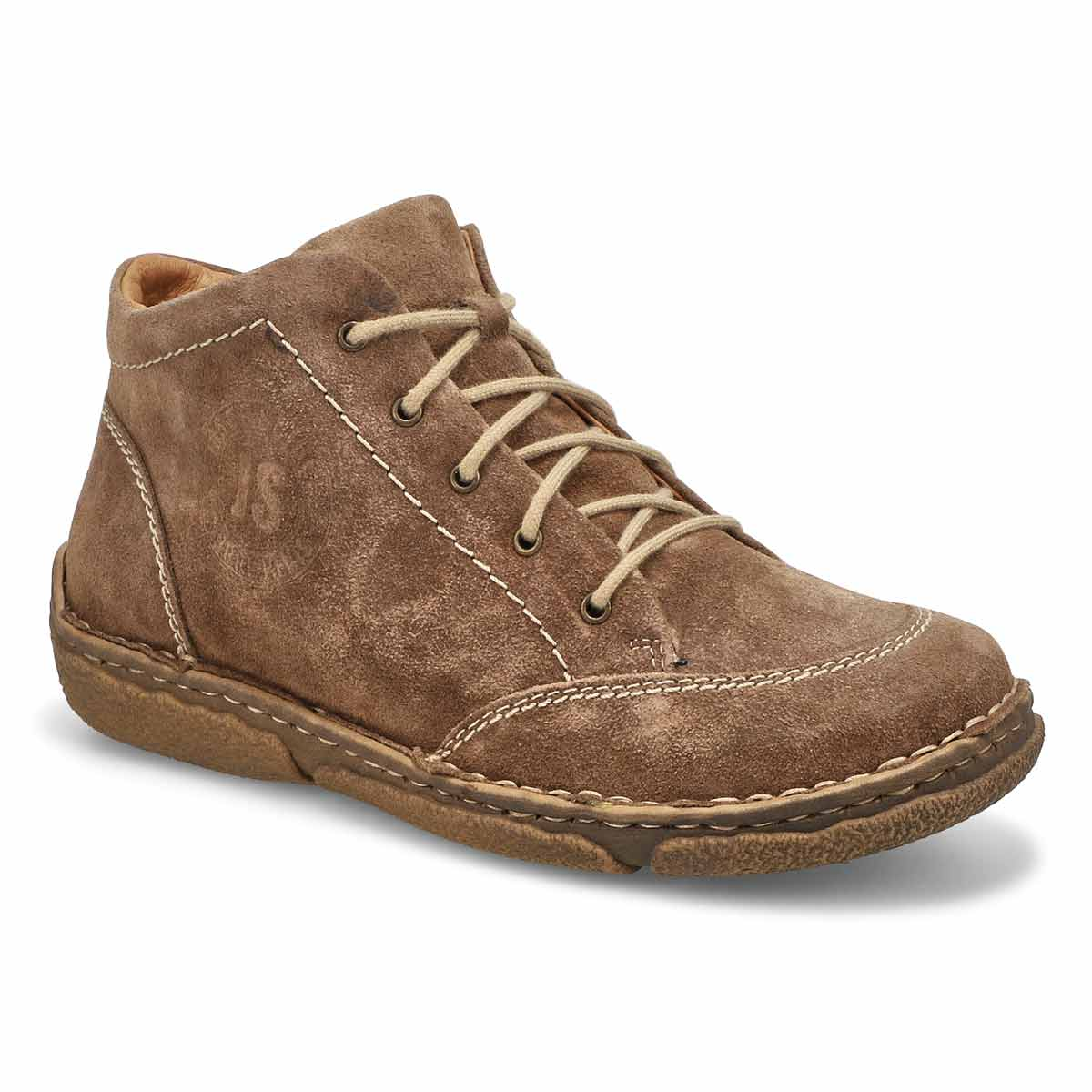 Women's Neele 01 Casual Ankle Boot - Taupe