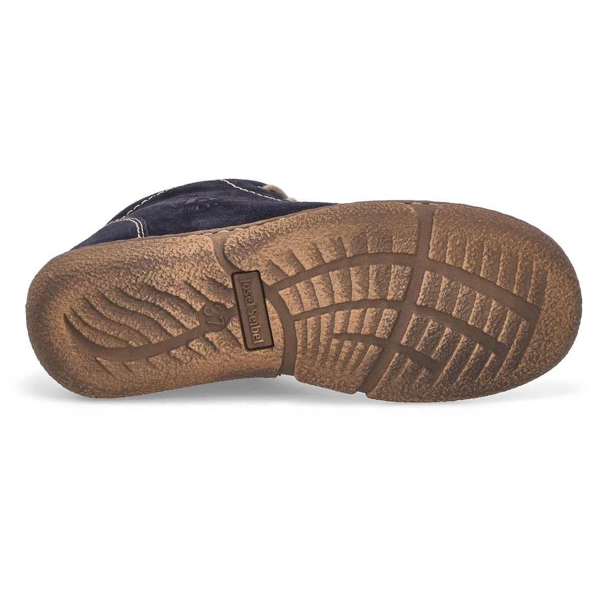 Women's Neele 01 Casual Ankle Boot - Ocean