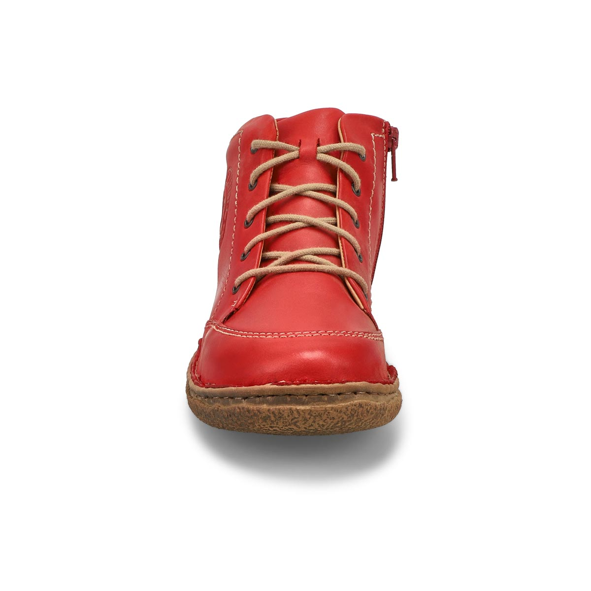 Women's Neele 01 Casual Ankle Boot - Hibiscus