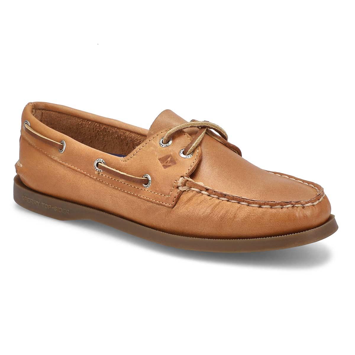 Women's Authentic Original Boat Shoe- Sahara