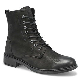 Lds Selena 06 schwarz combat boot