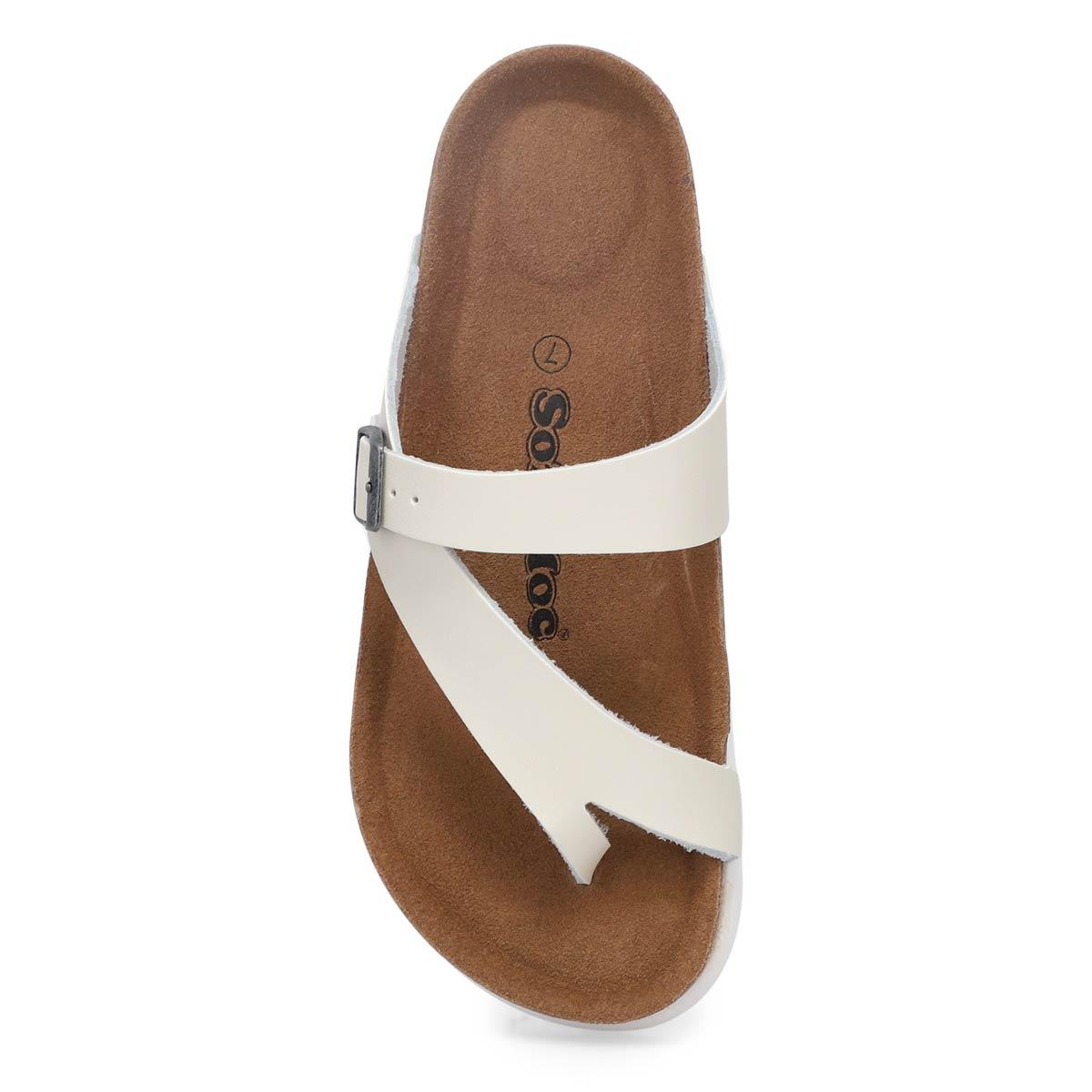 Women's Arwen Sandal - White/Leather