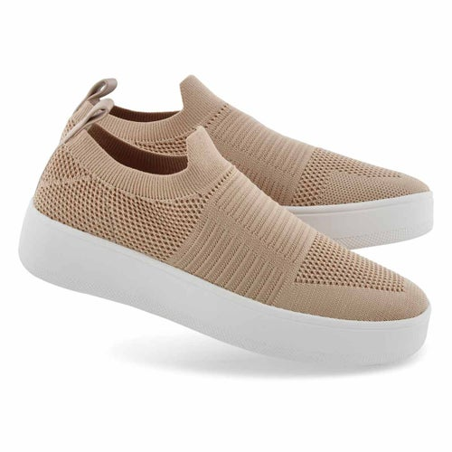 Lds Beale blush slip on fashion sneakers