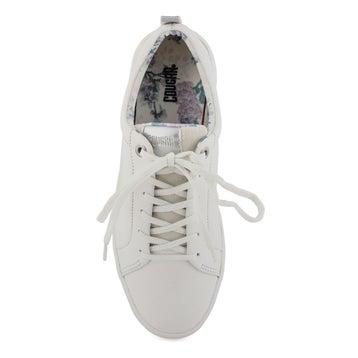 Women's BLOOM white fashion sneakers