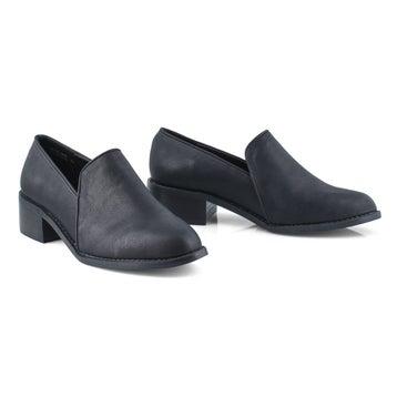Women's Castelneau Vegan Dress Shoe - Black