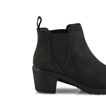 Women's CERSEI black chelsea boots