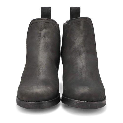 Lds Cersei black chelsea boot