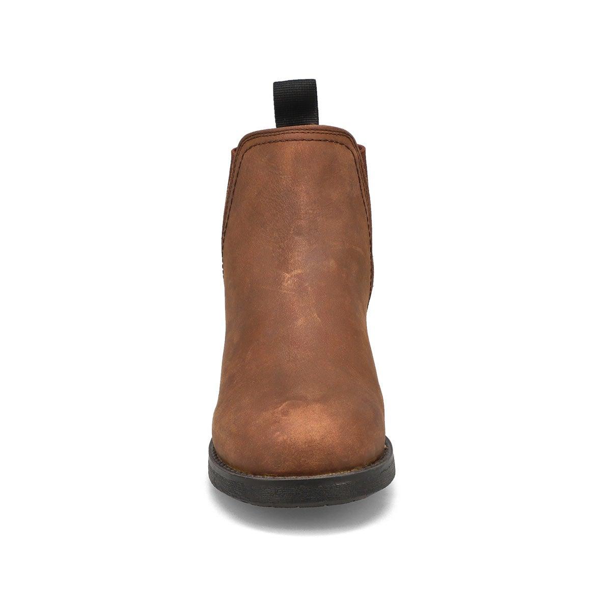 Women's CERSEI brown chelsea boots