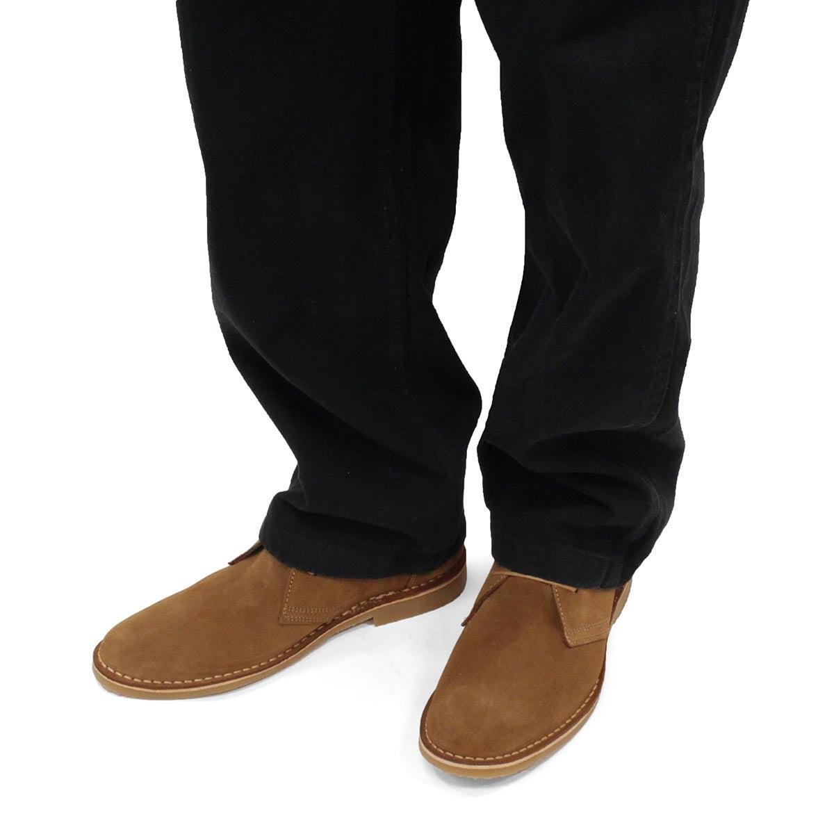 Men's Cesare Chukka boot - Cognac