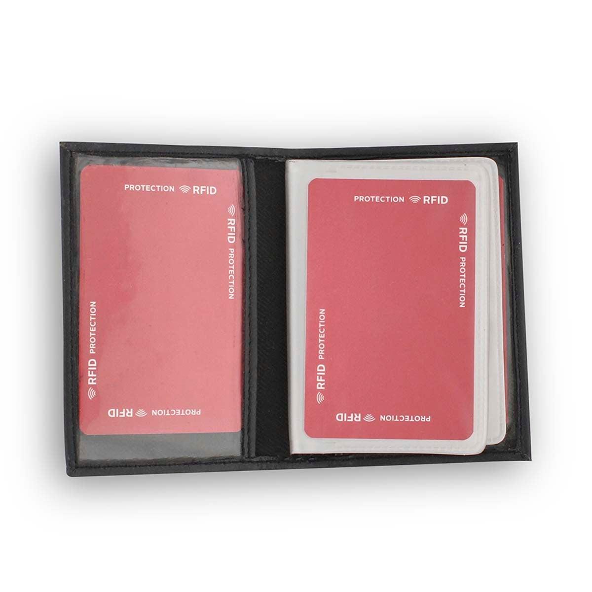 Men's CH-560 black cardholder wallet