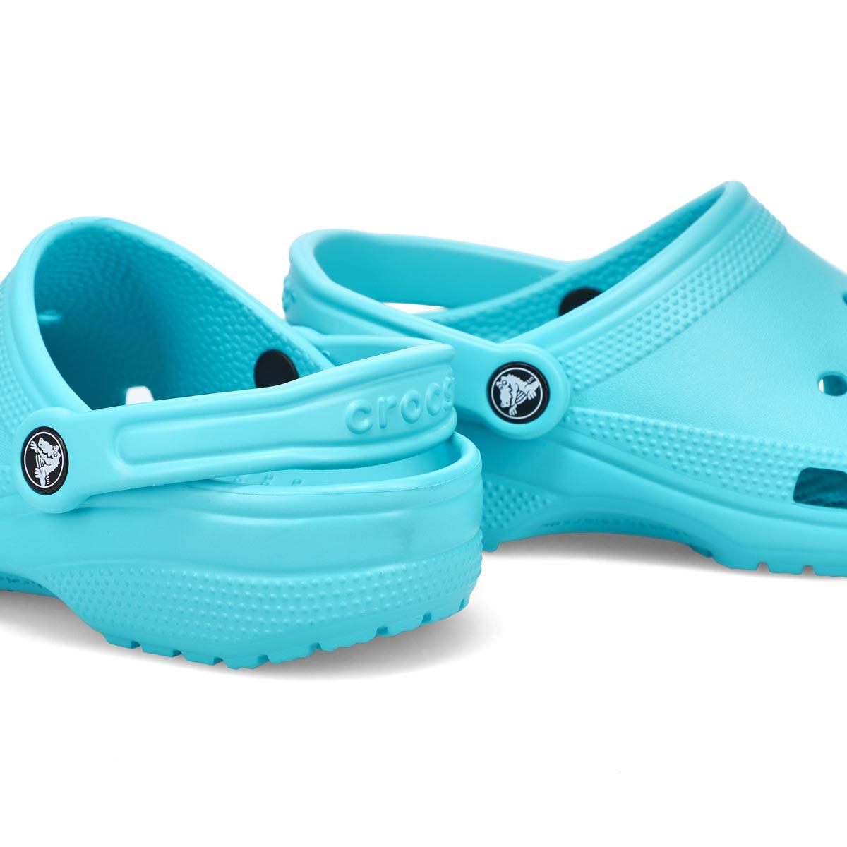 Women's Classic EVA Comfort Clog - Aqua