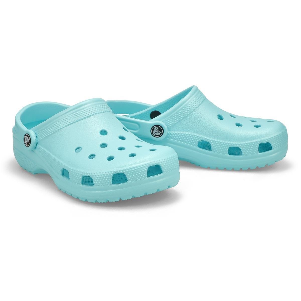 Women's Classic EVA Comfort Clog - Ice Blue