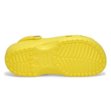 Women's Classic EVA Comfort Clog - Lemon
