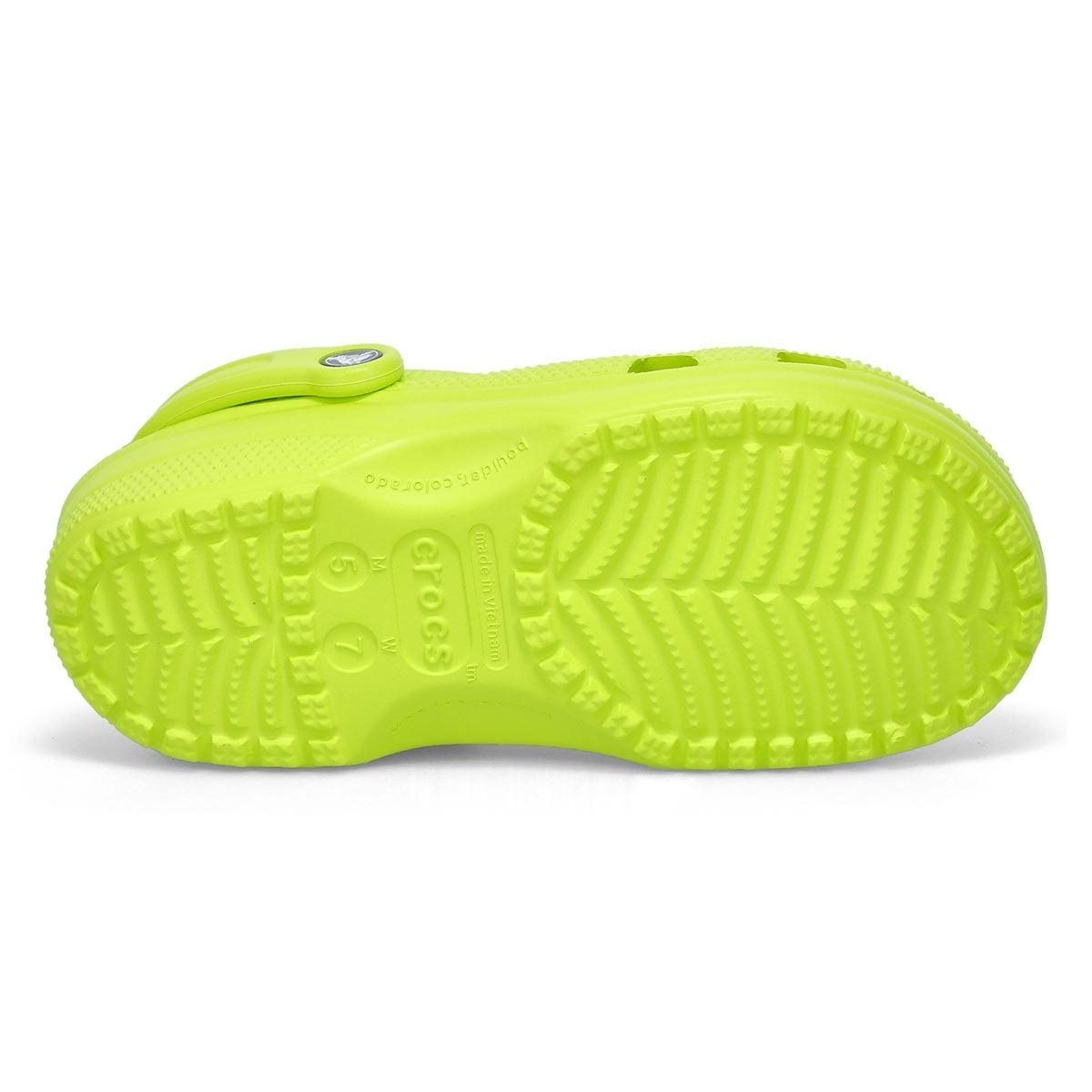 Women's Classic EVA Comfort Clog - Lime Punch