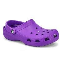Women's Classic EVA Clog - Neon Purple