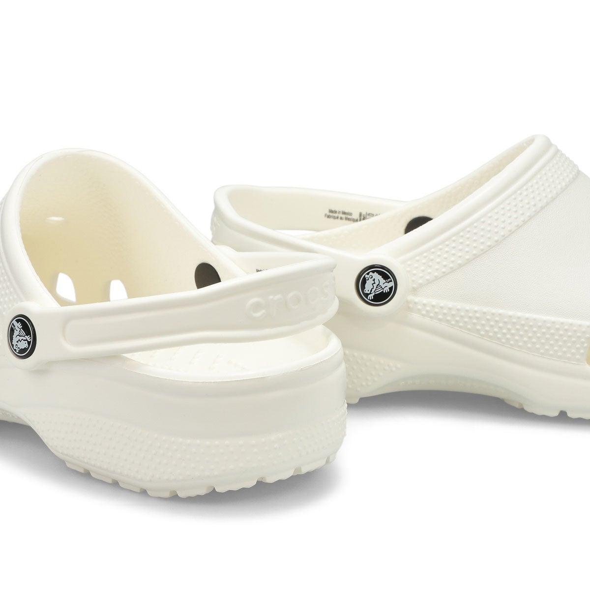 Men's Classic EVA Clog - White