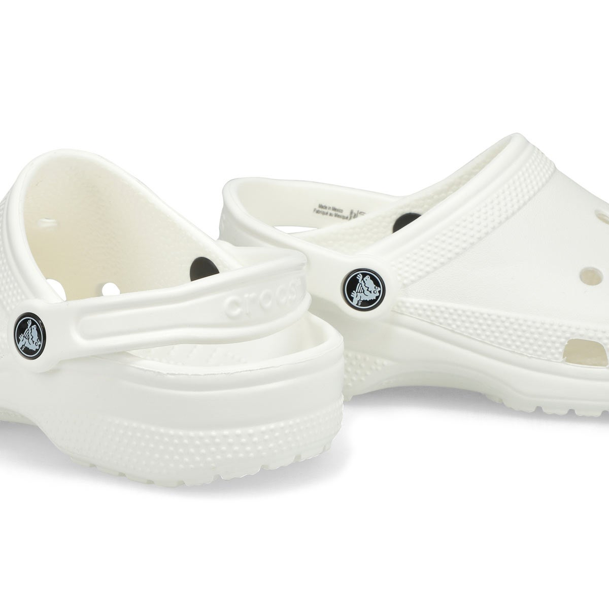 Women's Classic EVA Comfort Clog - White