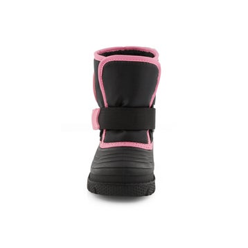 Infants' CUB pink pull on winter boots