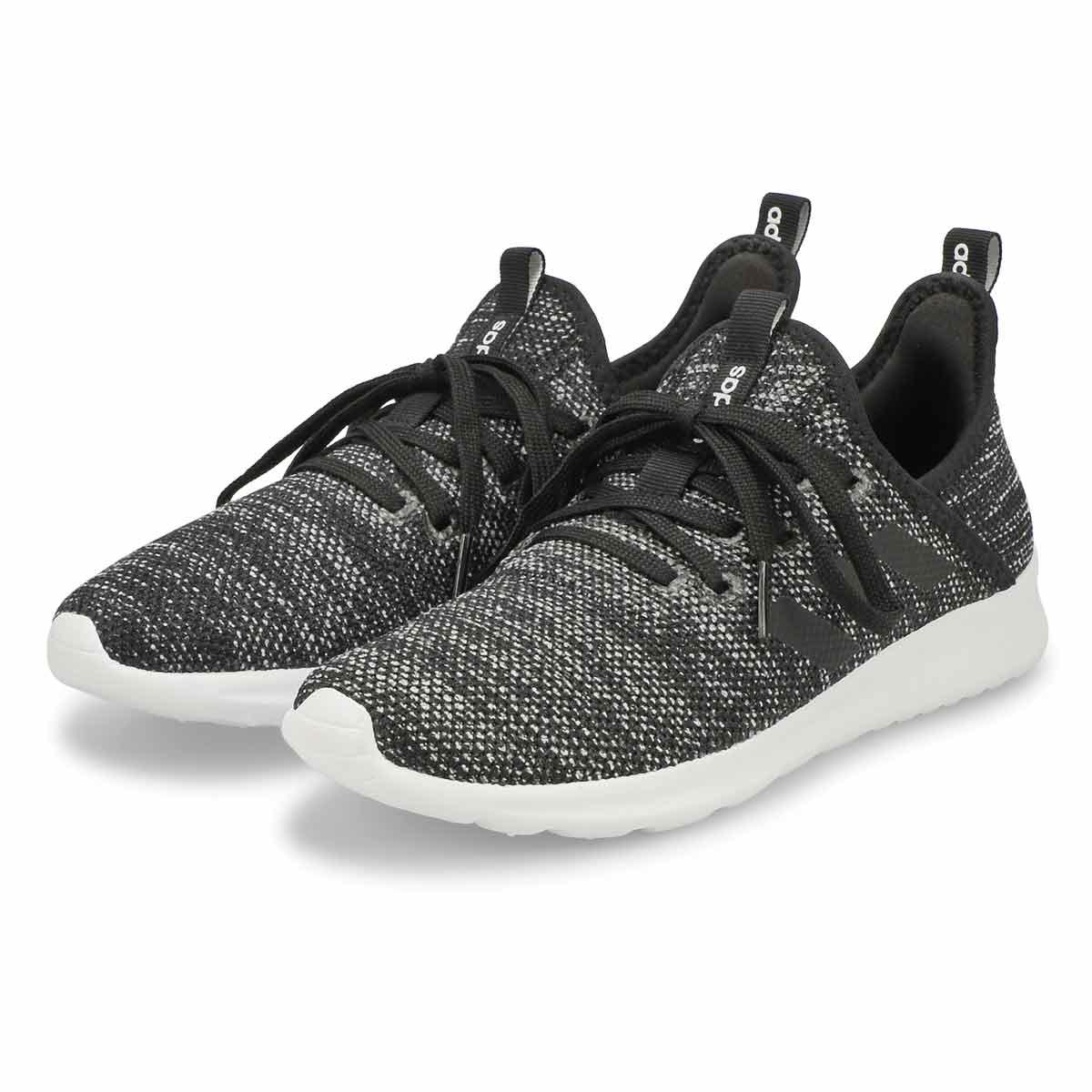 Women's Cloudfoam Pure Running Shoe- Black