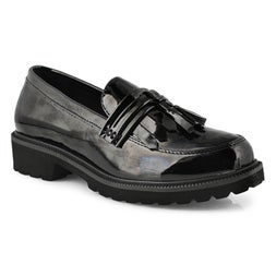 Lds Dory 2 black casual loafer